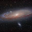 M 31 Andromeda galaxy,                                Joachim