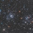 Doble Cluster Perseo,                                Maurizio Fortini