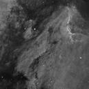IC 5070 Pelican Nebula,                                Jens Zippel