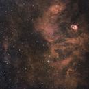 NGC 6604 - Narrow Band,                                  Rodrigo Andolfato