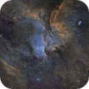 NGC 6188 in SHO,                                JD