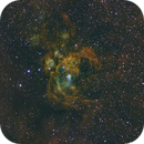 NGC 6357 - The Lobster Nebula,                    Simon Lewis