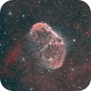 NGC 6888 narrowband,                                Cristian Danescu