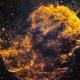 Jellyfish Nebula - IC 443 - in Narrowband,                                Chuck's Astrophot...