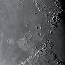 Eastern Mare Imbrium, the Lunar Appenines and Lunar Caucasus,                                stevebryson