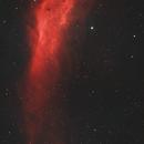 NGC1499 California Nebula,                                AstroMichael