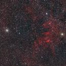 Globular Cluster and faint Nebulosity in Sagitta,                                Martin Mutti