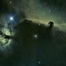 NGC2023 Horse head & Flame Nebula,                                Allen Koenig