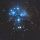 M45 Plejaden Plejady,                                Matthias.Jakob