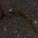Barnard 150 Seahorse Nebula - B150,                    Jerry Macon