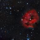 IC 5146 closeup,                                Roberto Coleschi