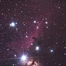 IC434 - Horsehead Nebula,                                Alessandro Iannacci
