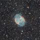 M27, The Dumbbell nebula,                                  Carlumba93