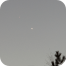 Jupiter and Saturn on 2020-12-15,                                Benny Colyn