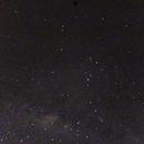 Scorpius and a faint Milky Way,                                João Pedro Pires