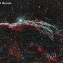 Western Veil Nebula,                                Yannick Juillet