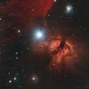 NGC 2024 - Flame Nebula,                                  Gerson Pinto