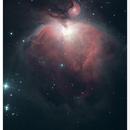 M42 The Orion Nebula,                                Slim