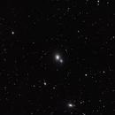 Messier 60, Arp 116,                                Steven Hanaway