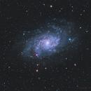 Triangulum Galaxy,                                Marcel Drechsler