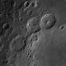 Cyrillus, Theophilus & Catharina Crater Trio,                                Wilco Kasteleijn