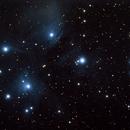 Pleiades,                                Matt Freed