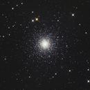 Messier 53 close up,                                Stefan Westphal