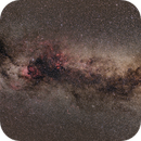Milky Way Cyg to Cep Panorama,                                JuergenB