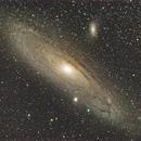 M31,                                Mari Cristian