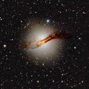 NGC 5128 (Centaurus A) - Southern Gems Collection,                                Fabian Rodriguez Frustaglia
