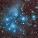 Pleiades-M45,                                Jeff Hall