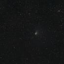 Comet C/2020 F8 Swan at dawn,                                Hartmuth Kintzel