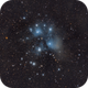 M45 Plejaden,                                Marco Wischumerski