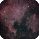 North America Nebula & Pelican Nebula,                                Graeme Holyoake