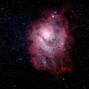 Lagoon Nebula,                                hrdoctor