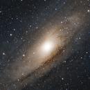 M31 - The Andromeda Galaxy,                                milki