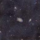 M81 M82 and neighbors,                                Shailesh Trivedi