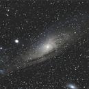 M31,                                Stéphan & Fils