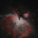 orion nebula,                                adrian-HG