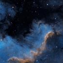 Cygnus Wall,                                Ohills
