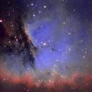 NGC281 CloseUp,                                Erik Guneriussen