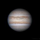 Jupiter (with animation): 2020-06-02 18:37 UT,                                Darren (DMach)