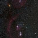Constellation d'Orion,                                Mathieu Braillard