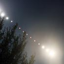 Chapelet de l'éclipse de lune du 28 septembre 2015,                                Sagittarius_a