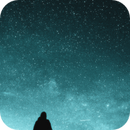 Losing myself in the stars,                                Astro_luke_