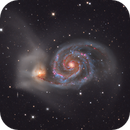M51 Deep,                                Ola Skarpen SkyEyE