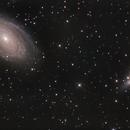 M81 M82 NRGB,                                Giosi Amante