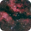 Sadr Region - Portion of IC 1318,                                Linda