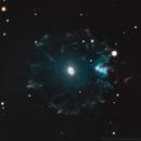 NGC 6543 – Cat's Eye Nebula - Closeup View,                                Gary Imm