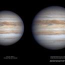 Júpiter  2020-9-3  19:32,3 UT,                                ortzemuga